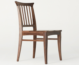 MDL Walnut Chair