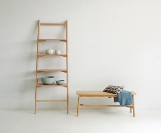 TOSTA Shelf black